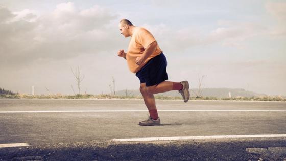 Cara Berlari Untuk Orang Yang Gemuk