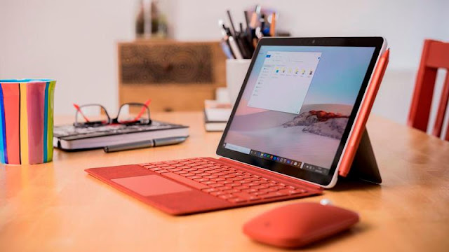 9. Microsoft Surface Go 2