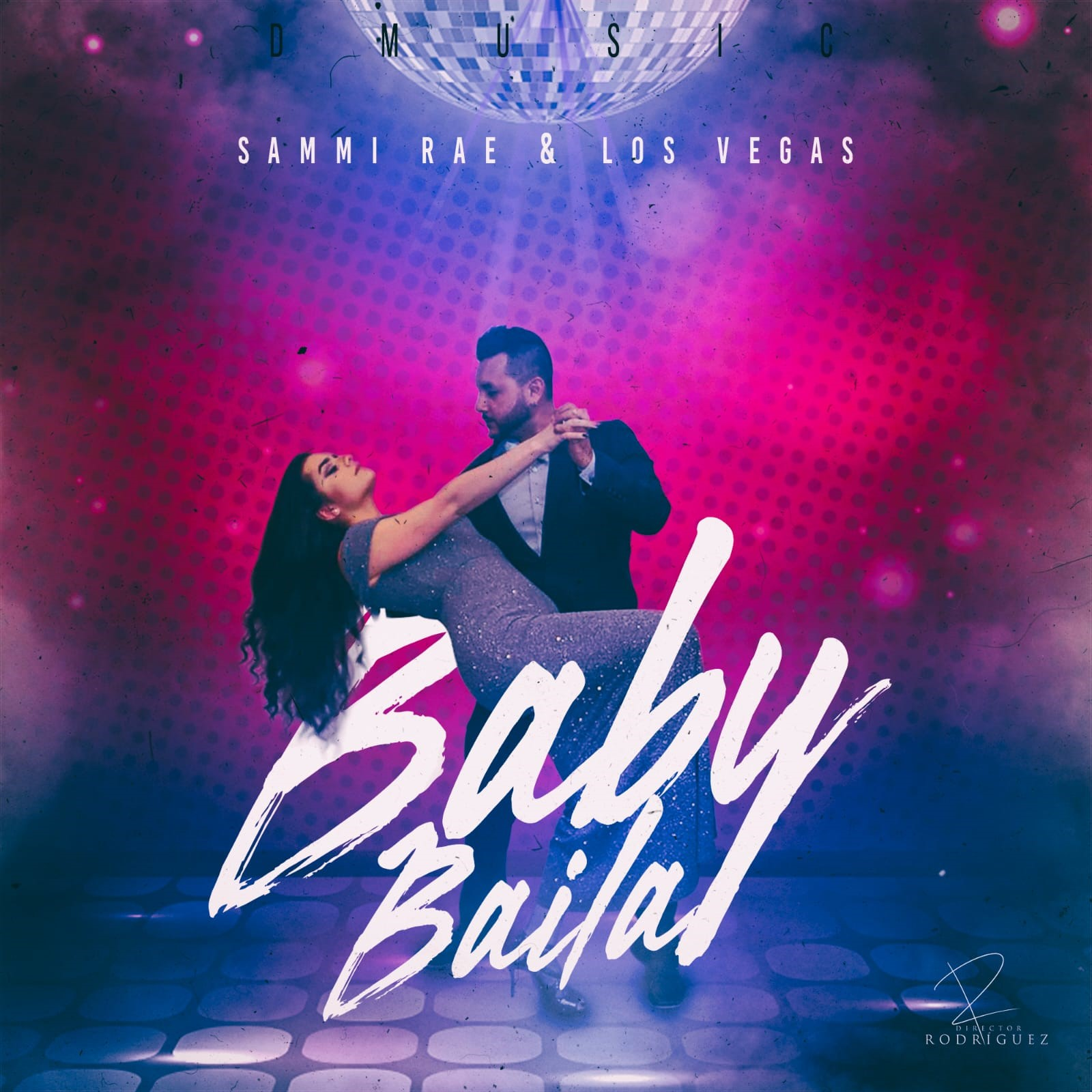 Sammi Rae Murciano & Los Vegas Release Second Single 'Baby Baila'