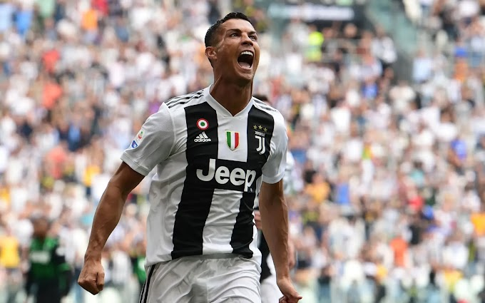 Ronaldo tipped for 50m euro move away from Juventus