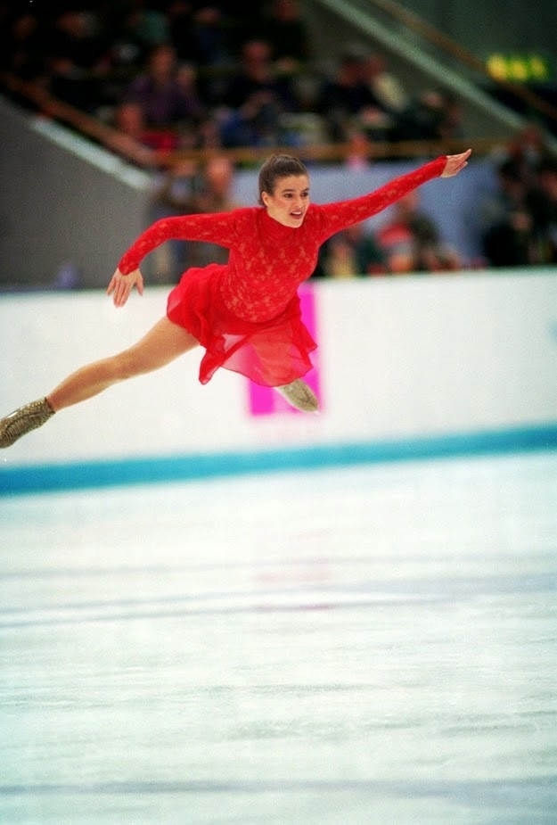 """Field of Gold: Day 1: Katarina Witt's """"Where Have All The ..."""