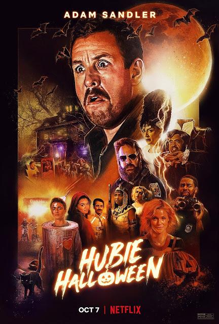 Hubie Halloween 2020 (Netflix)