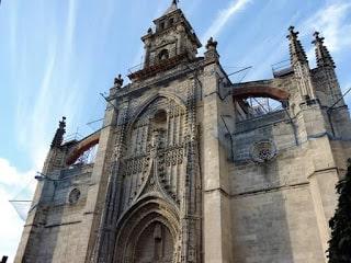 Las iglesias de la provincia de Cádiz