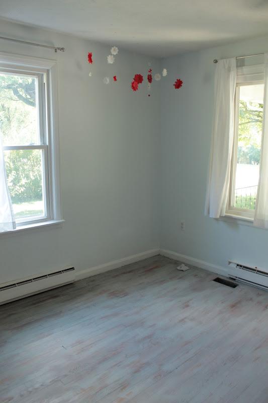 Vanhook Amp Co Annie Sloan S Chalk Painted Kids Room Floor