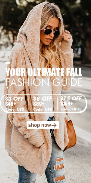 Just In! Spice up Wardrobe with Your New Fall Faves!
