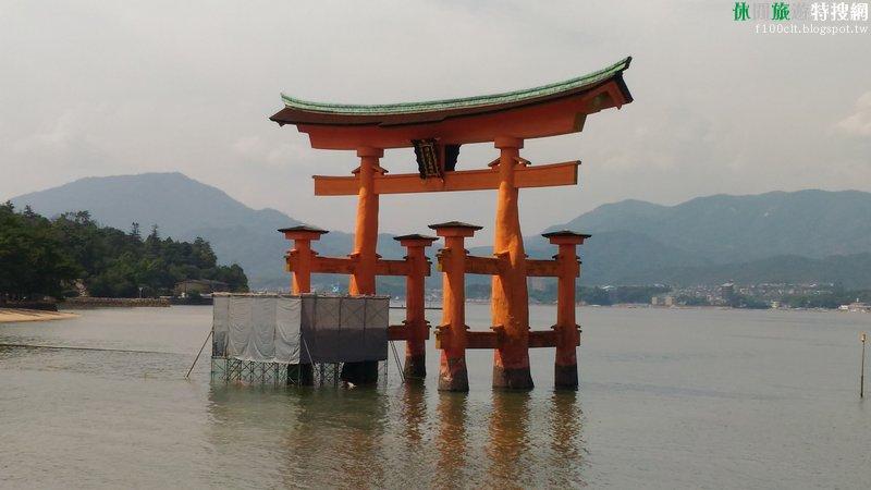 [日本.廣島] 宮島【嚴島神社】海上漂浮的玉美宮殿守護人神共存的島嶼