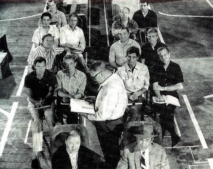 the cast of The Flight of the Phoenix 1965