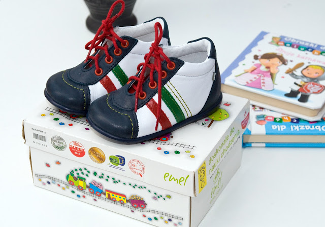 Buty do nauki chodzenia dla małych dzieci