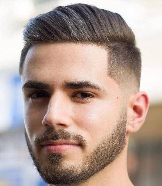 50 Ide Potongan Rambut Pria Undercut Top Knot Brushed On Top Buz Cut Front Puff Short Spiky Pompadour Slicked Back Pendek Rapi Keren Terbaru Tahun Ini Kanalmu
