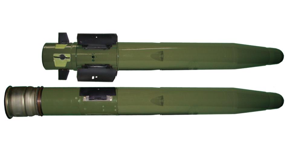 КБ Луч експортувало в Алжир кілька тисяч протитанкових ракет Стугна