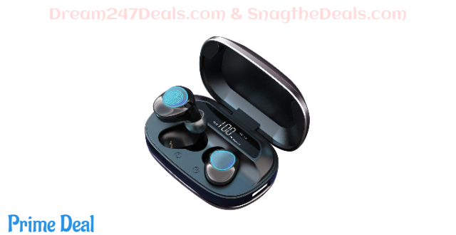 Bluetooth Wireless Earbuds 65%OFF