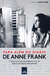 livro para alem do diario de anne frank