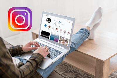 Cara MUDAH Upload Foto dan Video di Instagram Lewat PC