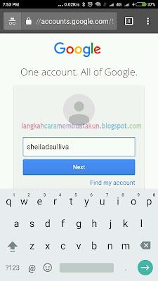 Cara Menyetel Ulang Sandi Gmail | Ubah Kata Sandi Email Lewat Hp