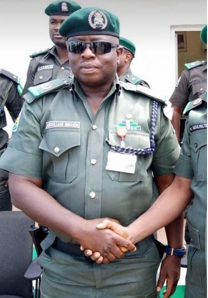 Oh No! Ex Presidential Villa Police Commander, Ibrahim Dies In Car Horrific Crash
