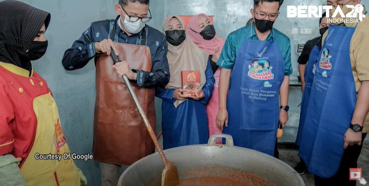Kemenparekraf Luncurkan Program 'Indonesia Spice Up The World'