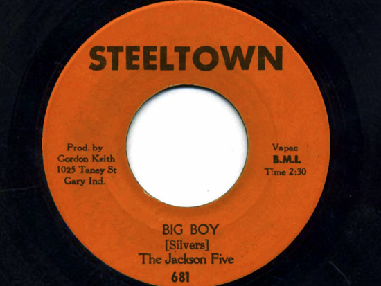 Big Boy - January 1968