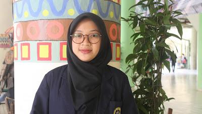 Mahasiswi asli Desa Wonosido, Menjadi Pelopor Generasi Cerdas Anti Hoaks di Institut Pertanian Bogor