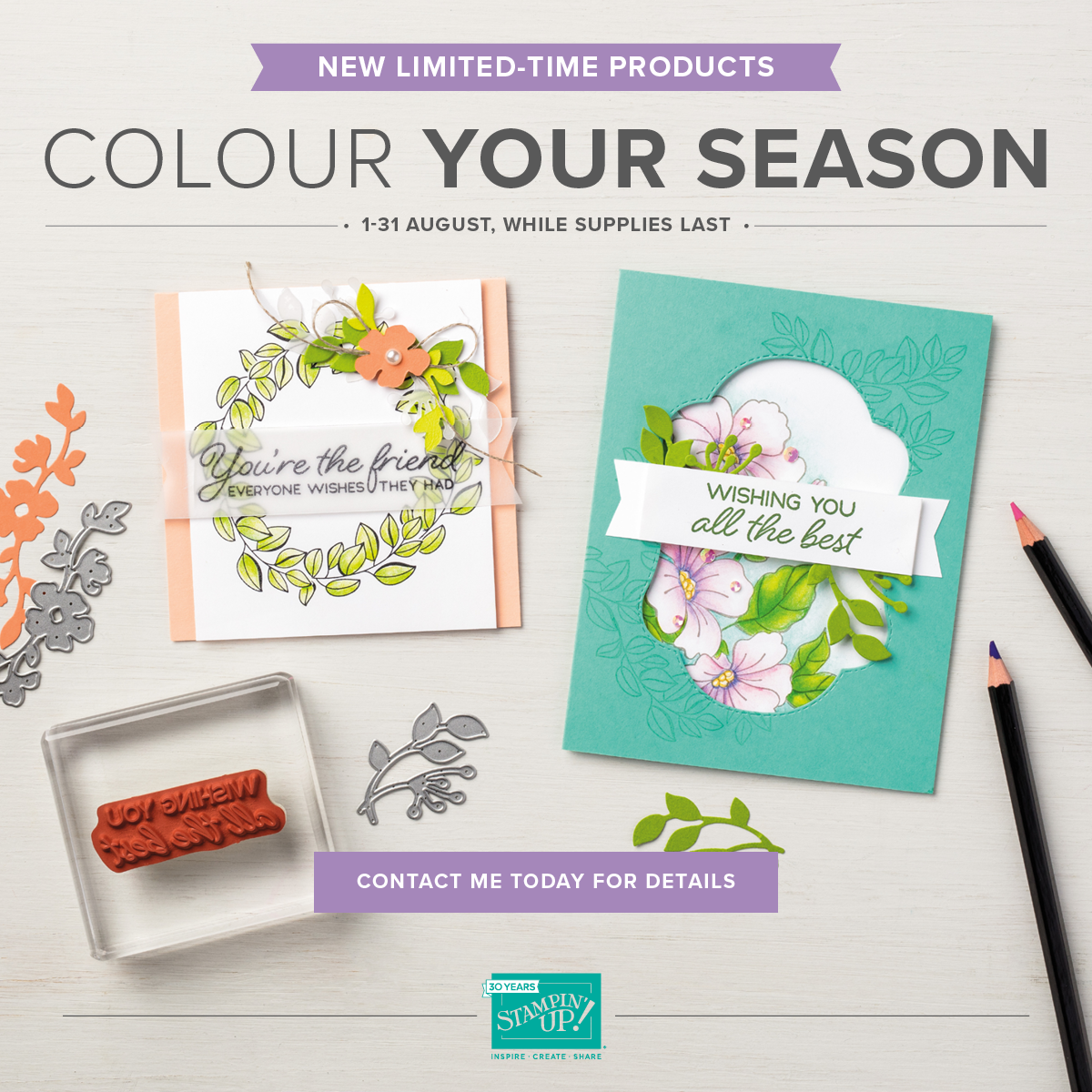 Colour My Season Products