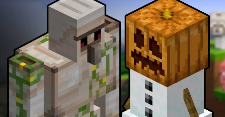 Minecraft: How to Make All Types of Golem