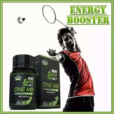 Energy Booster Untuk Lelaki