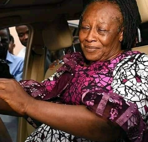 Patience receives car as birthday gift from her children