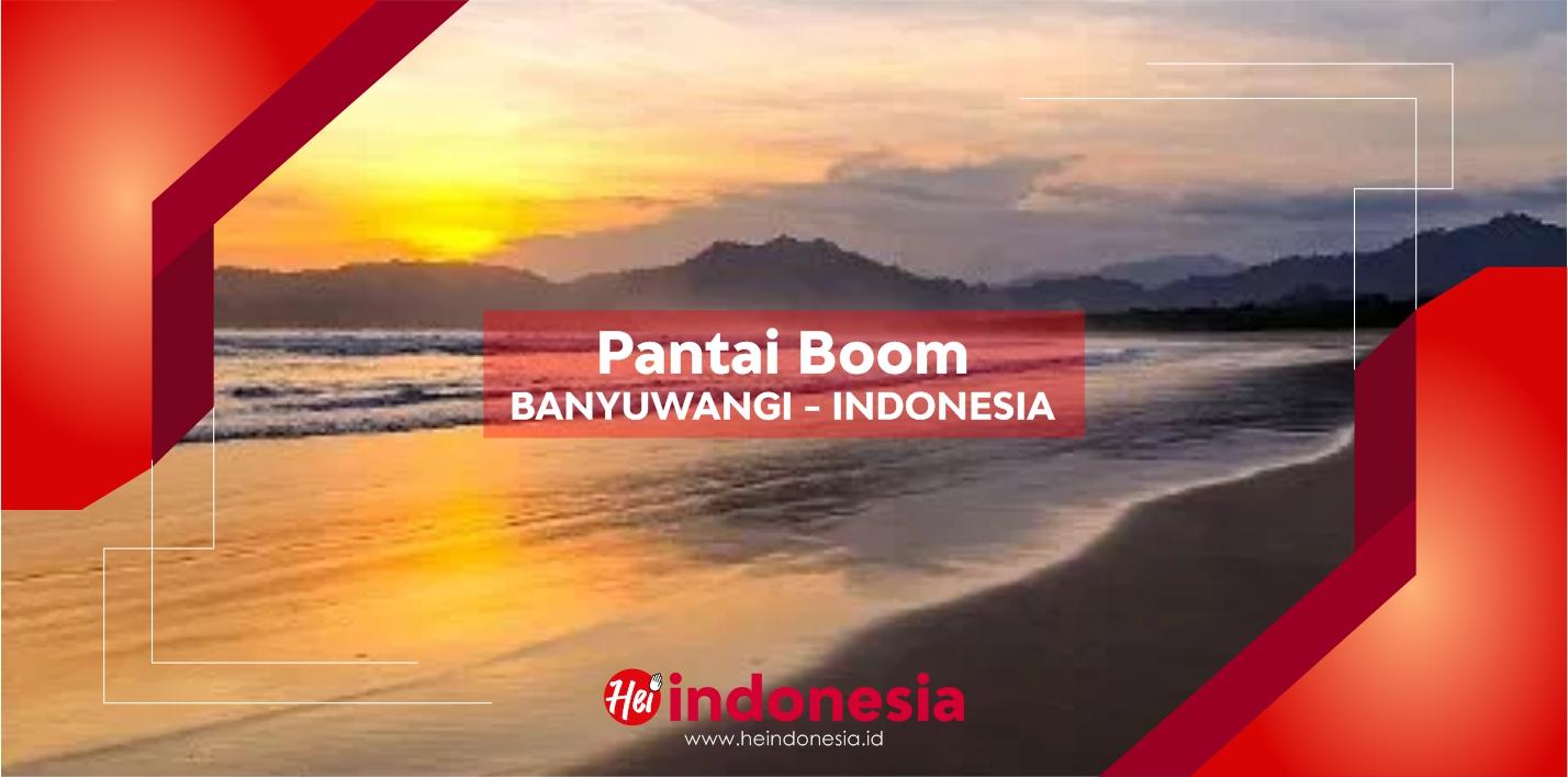 Info Boom Beach - Lokasi Dan Harga Tiket Di Pantai Boom Banyuwangi Indonesia