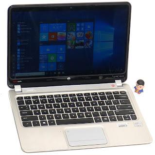 Laptop Hp Spectre 13-2201TU Core i7 Second di Malang