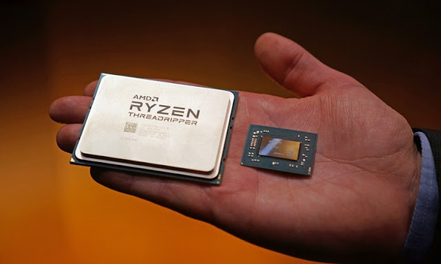 AMD Ryzen ThreadRipper 3000 and TRX40 chipsets available from November 19 | rumor