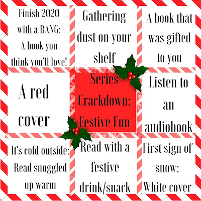 Series Crackdown: Festive Fun Readathon Prompts