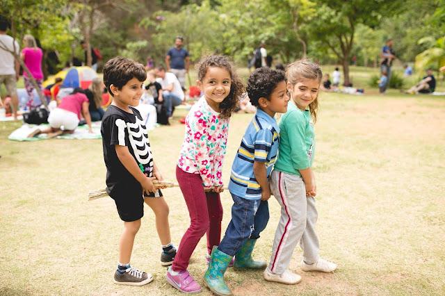 evento de halloween para criancas em bh gratuito