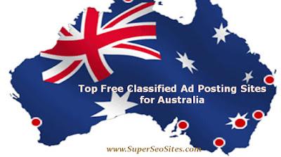 Australia Free Classified Sites List