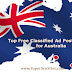 Australia Free Classified Sites List 2019