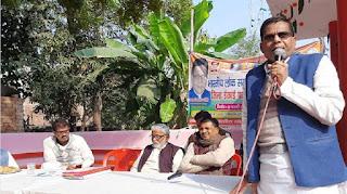 RLSP से निकल कर सत्यानंद दांगी ने बनाई नई पार्टी, 41 सीटों पर चुनाव लड़ने की घोषणा की