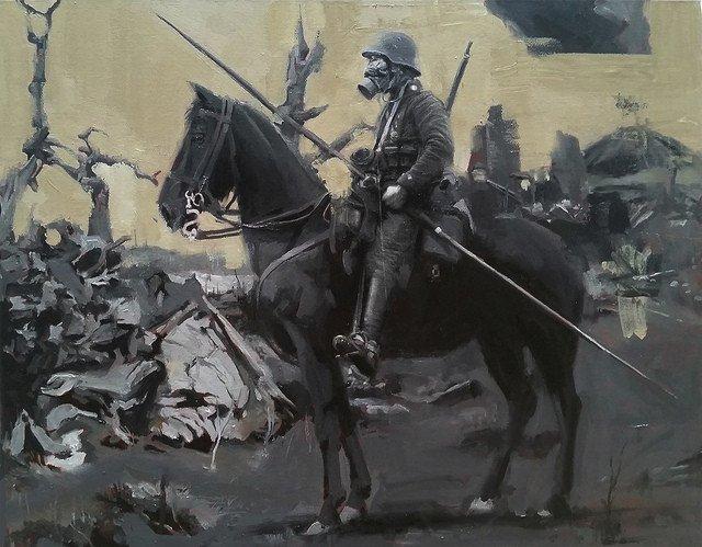 "Adam Caldwell ""Mordor (Verdun) 1916"""