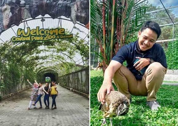 Kebun Binatang Pancur Batu