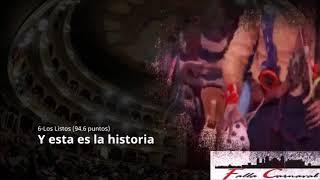 """Pasodoble Con Letra """"Esta es la Historia"""". Comparsa """"Los Listos"""" (2020)"""