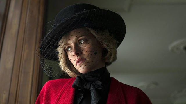 """Kristen Stewart surpreende como Princesa Diana - confira primeira foto de """"Spencer"""""""