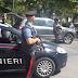 Bari. Controlli a tappeto dei Carabinieri nelle aree di parcheggio della città. 5 parcheggiatori abusivi sanzionati. I Carabinieri devolvono in beneficenza gli alimenti di un venditore ambulante abusivo