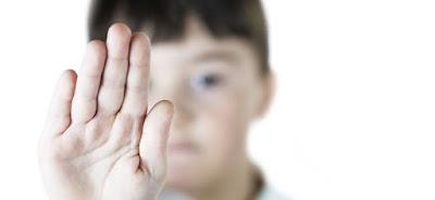 Cómo enseñar a los niños que nadie puede tocar su cuerpo