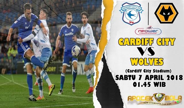 Prediksi Cardiff City vs Wolverhampton Wanderers 7 April 2018