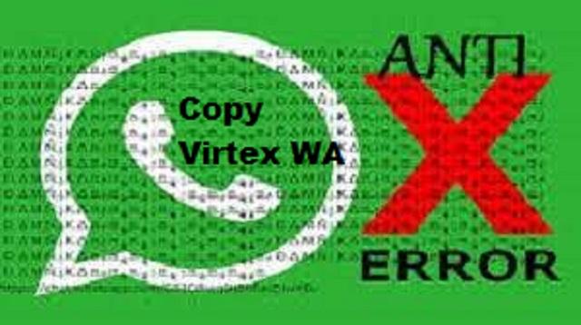 Copy Virtex WA