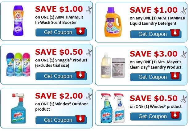 new laundry coupons may 2019