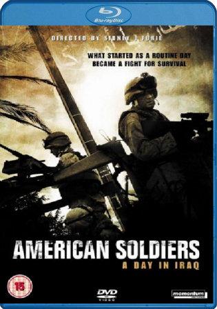 American Soldiers 2005 BRRip 800Mb Dual Audio Hindi 720p