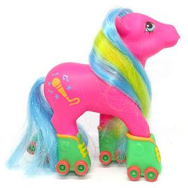 My Little Pony Melody UK & Europe  Rollerskates Ponies G1 Pony
