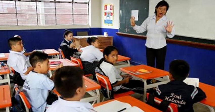 MINEDU suspendió clases hoy día Lunes 20 y mañana Martes 21 de Marzo en Lima Metropolitana - www.minedu.gob.pe