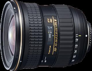 Tokina SD 11-16 mm f/2,8 (IF) DX II