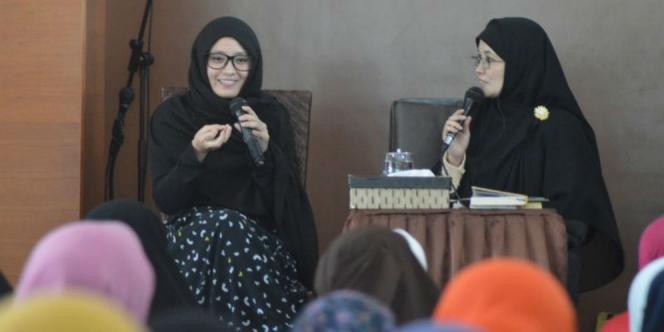 Karena Iklan Sirup Wanita Ini Masuk Islam