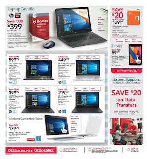 Office Depot Weekly Ad March 4 - 10, 2018 - Office Max
