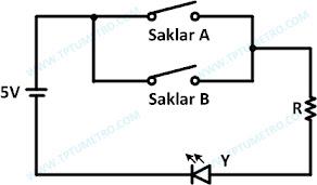 Analog OR gate circuit